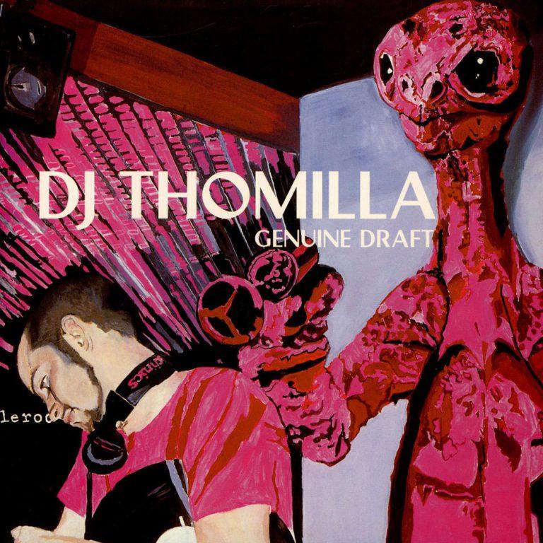 DJ Thomilla – Genuine Draft // Review (1999)