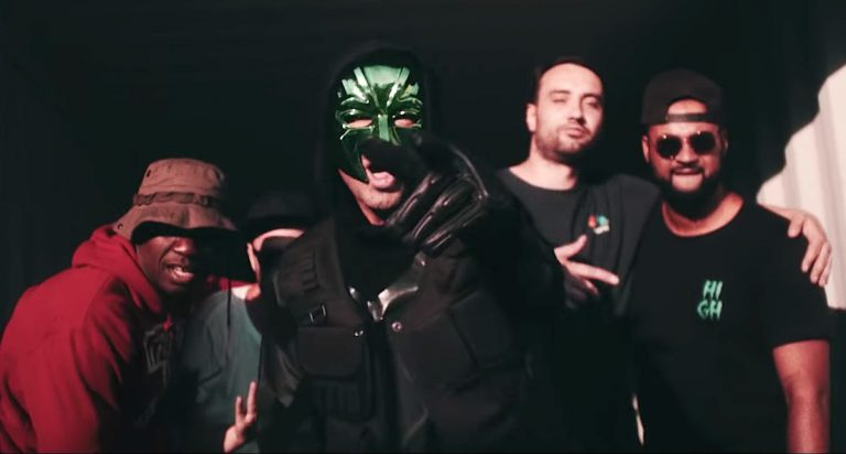 Dead Rabbit feat. Marsimoto, Sylabil Spill & Virusboy – Container // Video