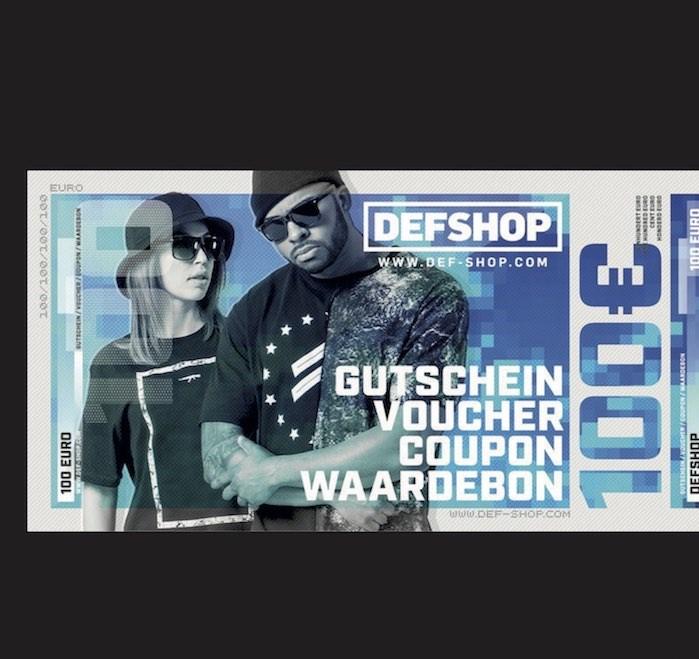 Fashion Victim Alert: Holt euch DefShop-Gutscheine im Wert von 100 EUR // JUICE Awards
