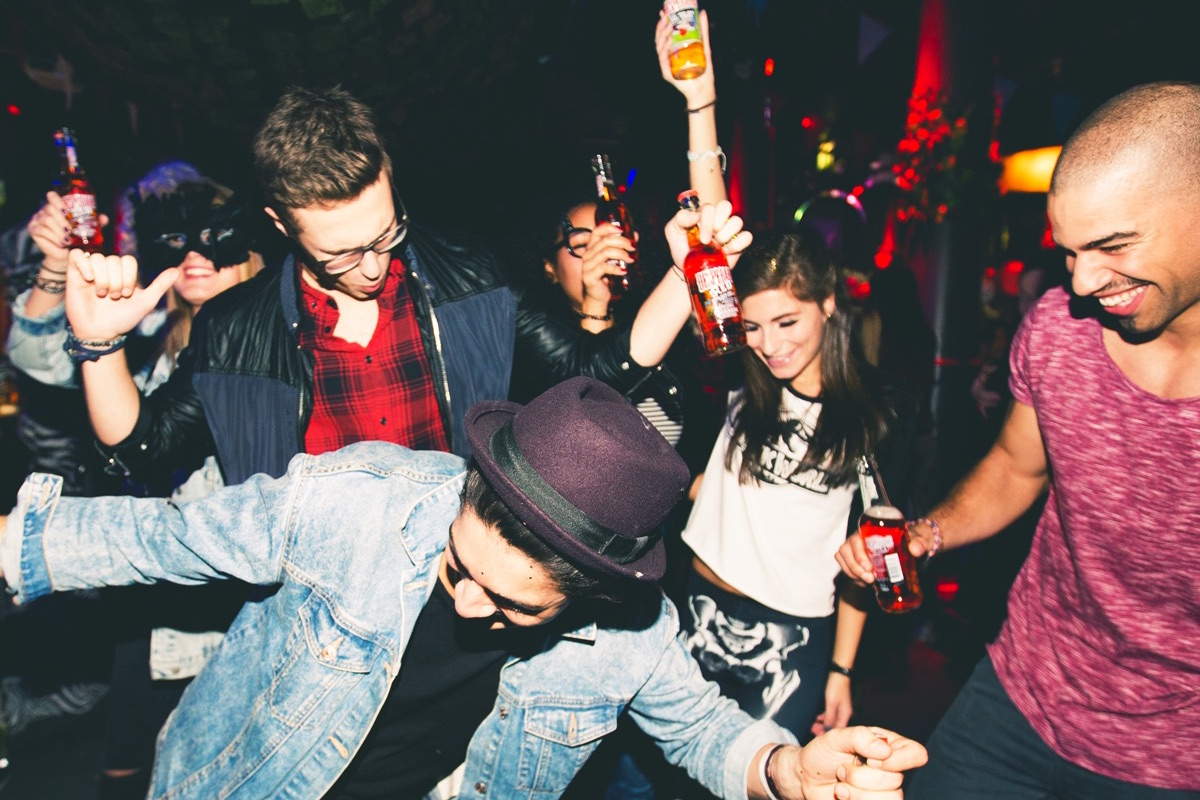 Desperados-Partybild