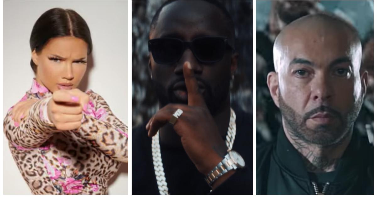 Neue Musik: Azad droppt »Der Bozz II«, Fler huldigt Shirin David und MC Bomber & Shacke One sind unterwegs im Spreewald // Liste