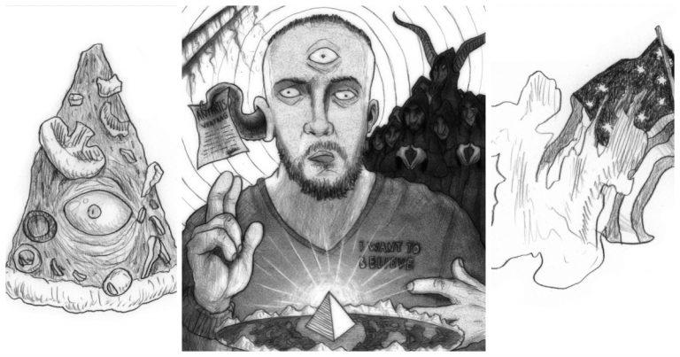 Deutschrap & Verschwörungstheorien: Das dritte Auge // Feature