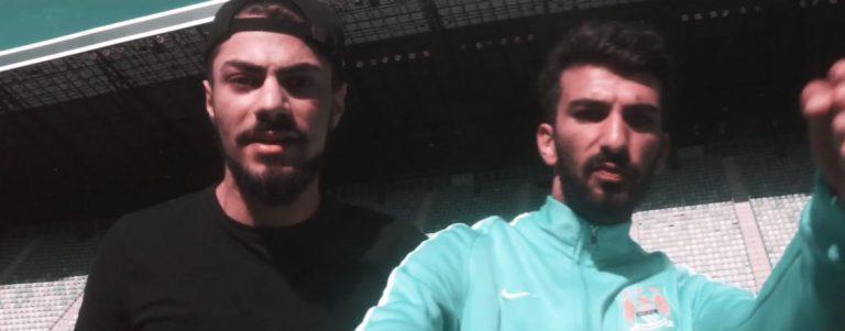 Diar feat. Enemy – Cousins // Video