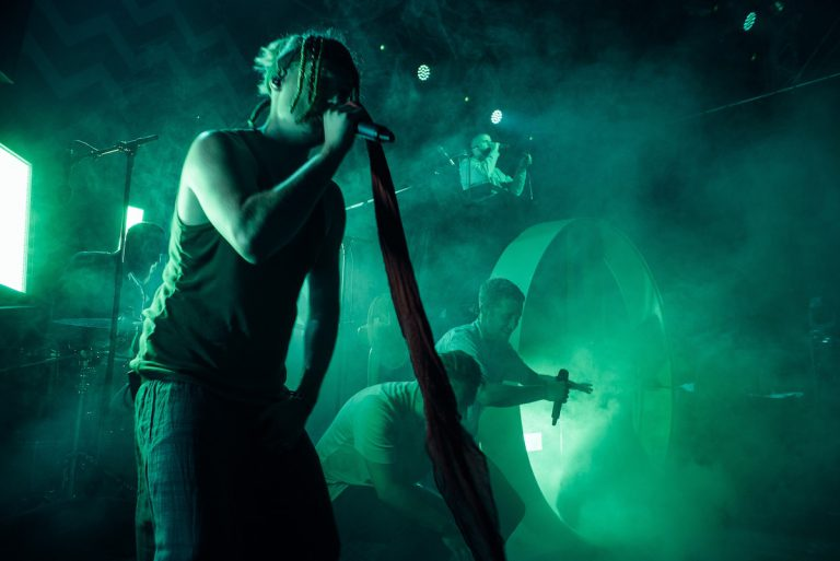 Die Orsons gehen auf »Die Orsons«-Tour // Live