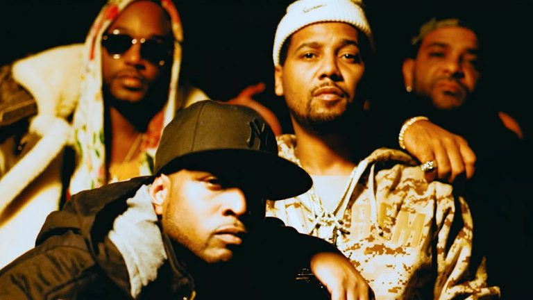 The Diplomats feat. Belly – On God // Track