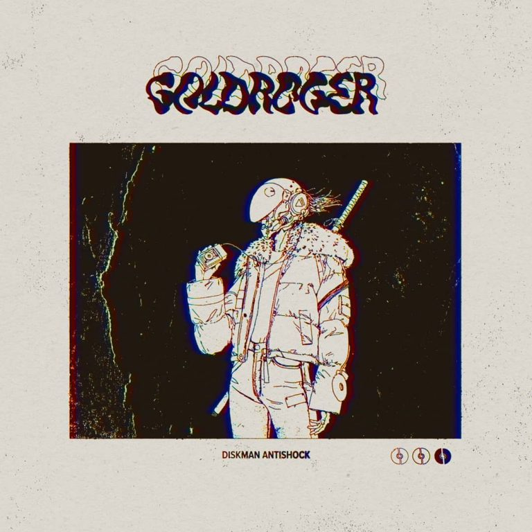Goldroger – Diskman Antishock // Review