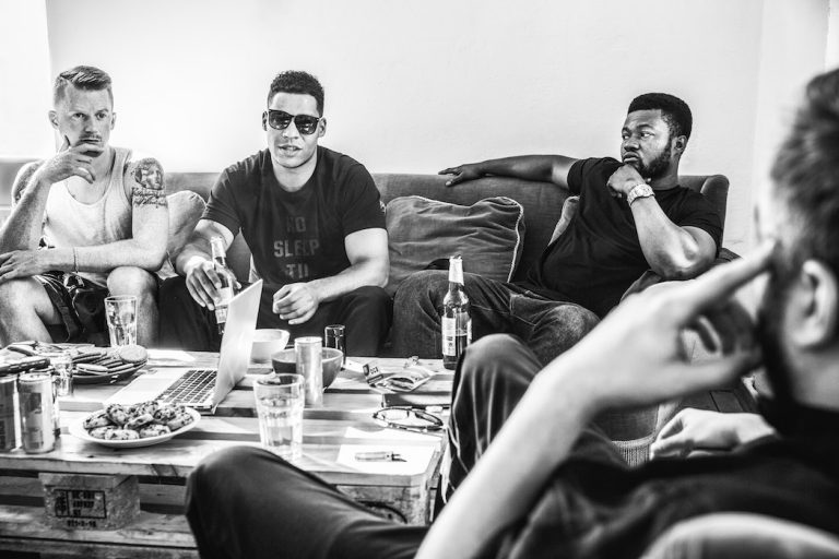 Megaloh, Yassin, Kalusha & Kobito: »Jeder ist doch politisch« // Diskussionrunde