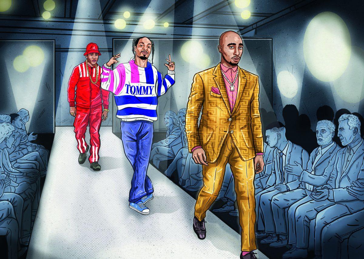 4521b6aa8a814 Lil Pump feiert seine Gucci Gang und die Migos zusammen mit Drake  Versace-Partys
