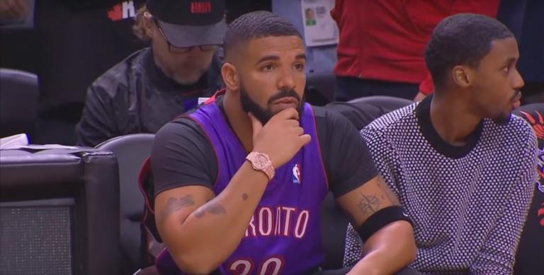 Drake feiert die Championship der Raptors mit zwei neuen Tracks // Stream