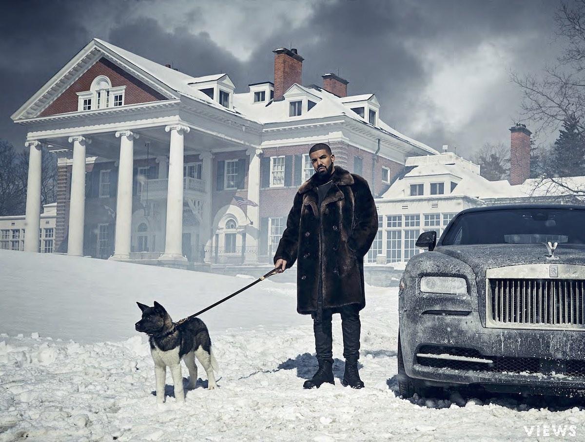 Drake-Views-Booklet
