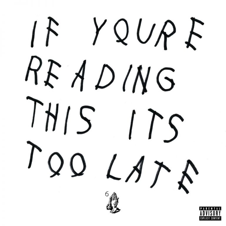 Drake – If You're Reading This It's Too Late // Review
