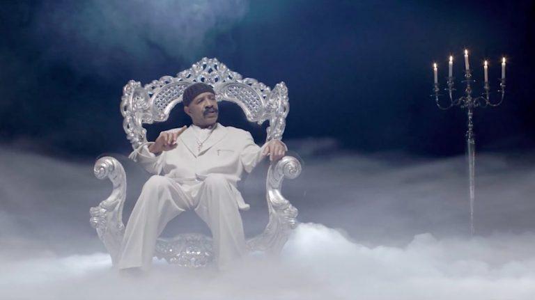 Smoother wird's nicht: Drakes Dad Dennis Graham mit »Kinda Crazy« // Video
