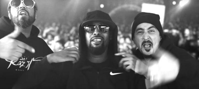 Eko Fresh, Samy Deluxe & Afrob feat. Onyx – Slam wieder // Video
