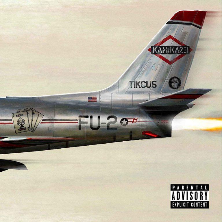 Eminem – Kamikaze // Review