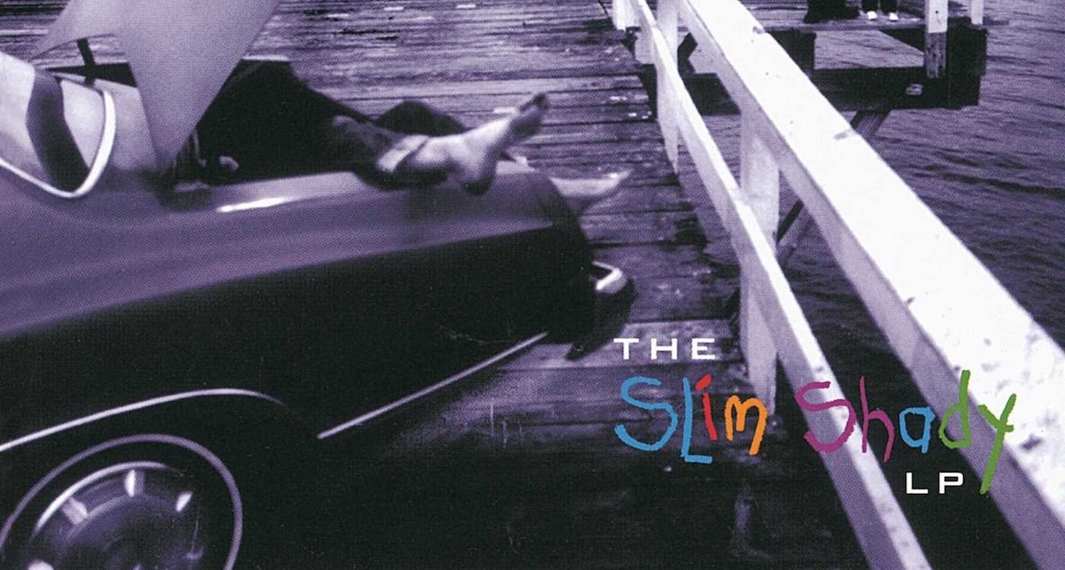 Re-Issue der Ausgabe: Eminem – The Slim Shady LP (1999) // Review