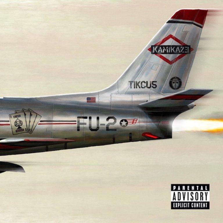 Eminem veröffentlicht neues Album »Kamikaze« ohne jegliche Vorankündigung // Stream