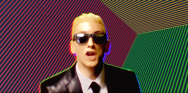 Eminem – Rap God (Video)