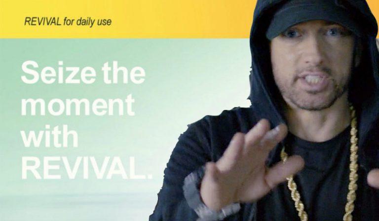Eminem feat. Beyoncè – Walk On Water // Track