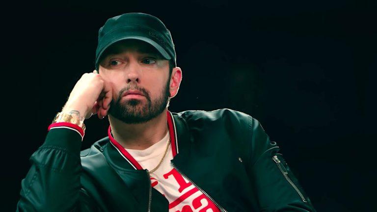 »Kamikaze«, »Revival« und MGK-Beef: Sway interviewt Eminem // Video