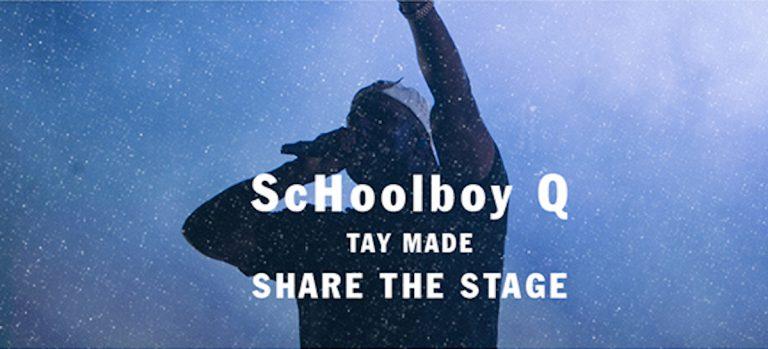 Recap: Vans »Share The Stage« mit Tay Made und ScHoolboy Q in London // Advertorial