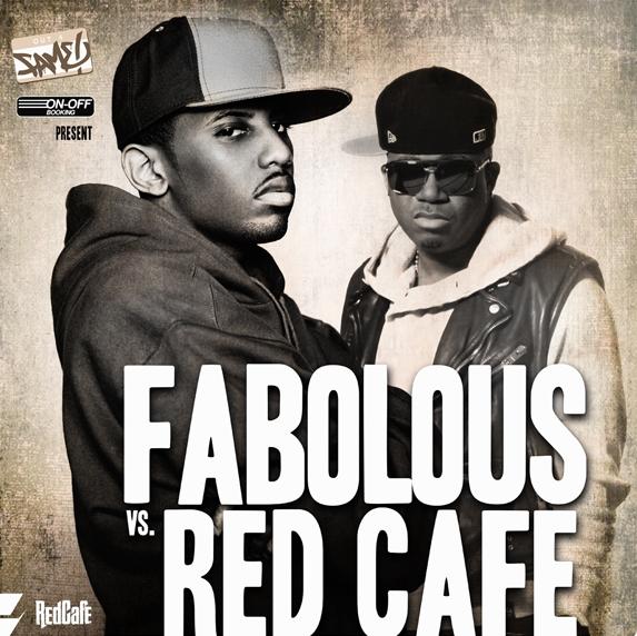 Fabolous & Red Café live (Verlosung)