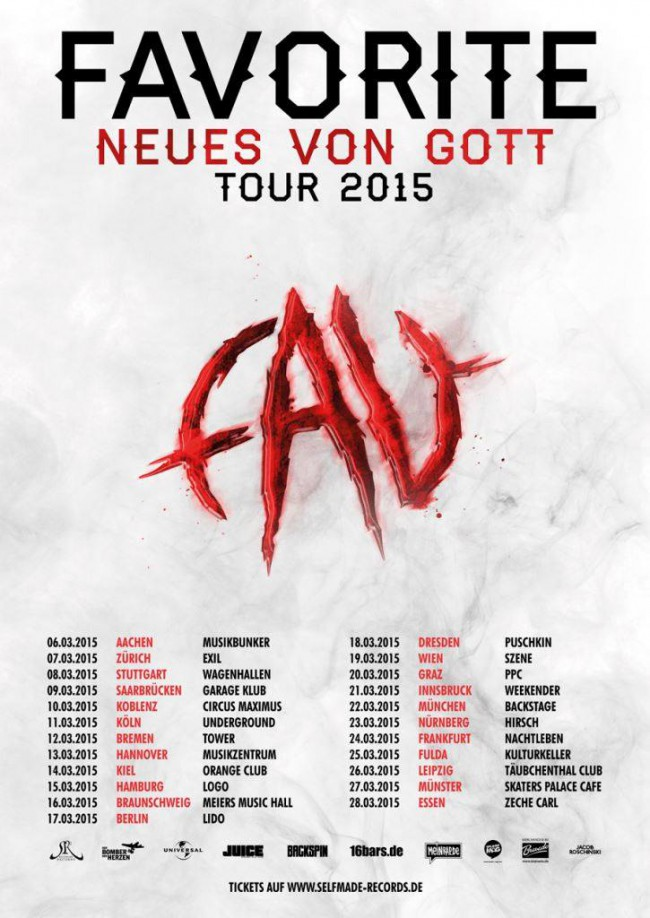 Favorite-Tour-2015