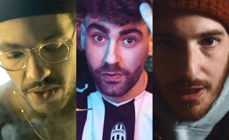 Felly feat. Casper & Ahzumjot – Ibrahimovic (Remix) (prod. Drunken Masters) // Track