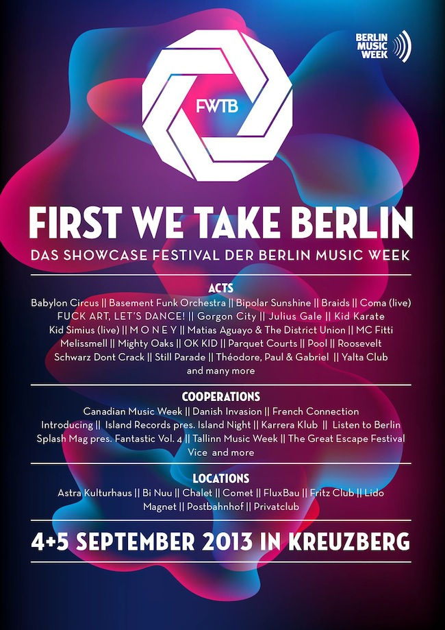 First We Take Berlin_Flyer