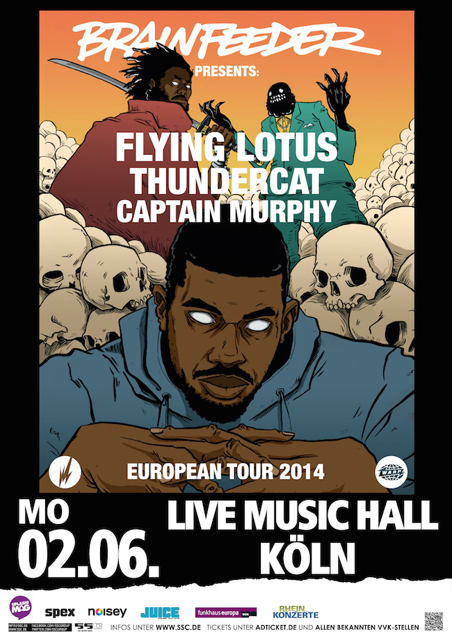 Poster A1 flying lotos.indd