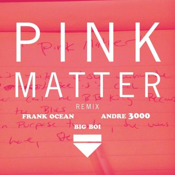 Frank Ocean x Outkast – Pink Matter