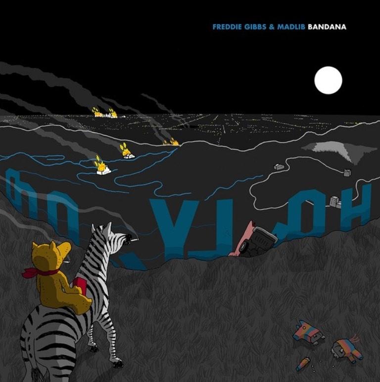 Freddie Gibbs & Madlib – Bandana // Album der Ausgabe