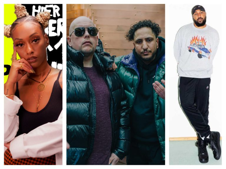 Freitagsbombe: Neues Material von Celo & Abdi, Audio88 & Yassin, Nura, OG Keemo u.v.m. // Listen