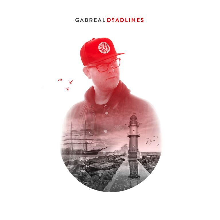 Gabreal - Deadlines EP (Cover)