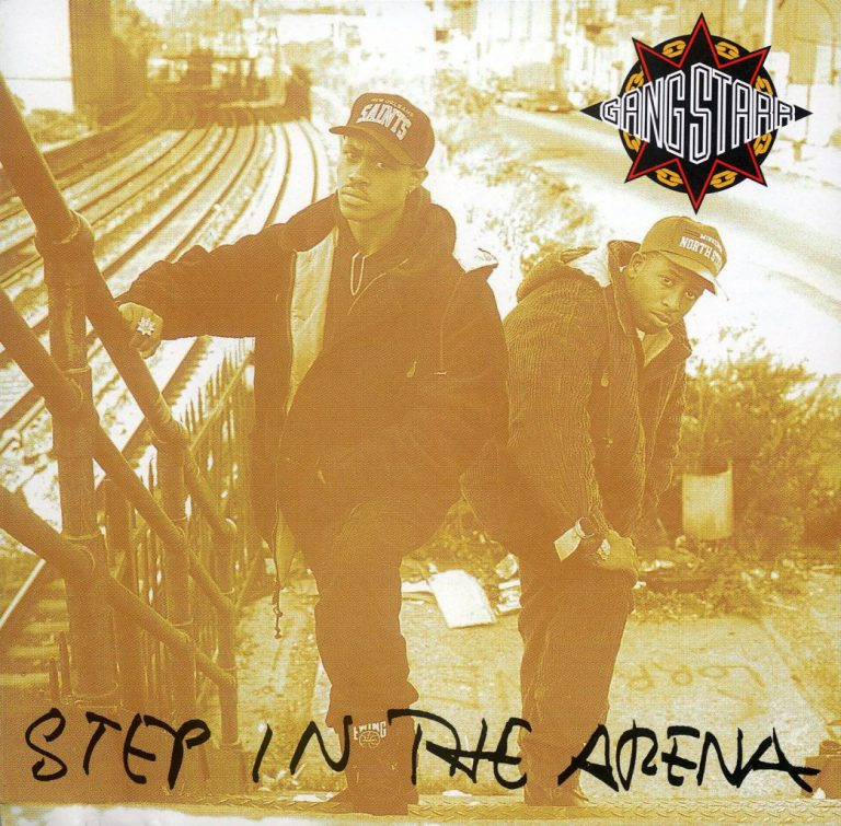 Re-Issue der Ausgabe: Gang Starr – Step In The Arena // Review