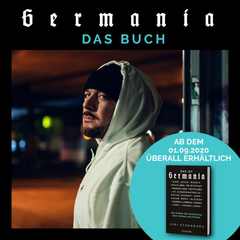 »Das ist Germania«: Juri Sternburg veröffentlicht Buch // News