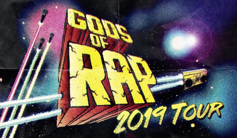 Gods Of Rap: Wu-Tang Clan, Public Enemy, De La Soul und DJ Premier spielen gemeinsam in Berlin // Live