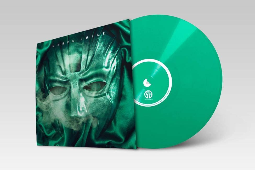 Green-JUICE-Vinyl