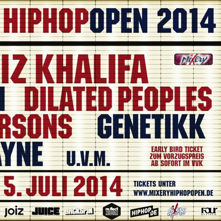 Mixery HipHop Open 2014