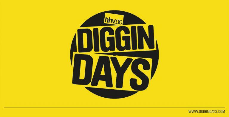 HHV Diggin Days 2017: Goldgrube für Cratedigger // Live