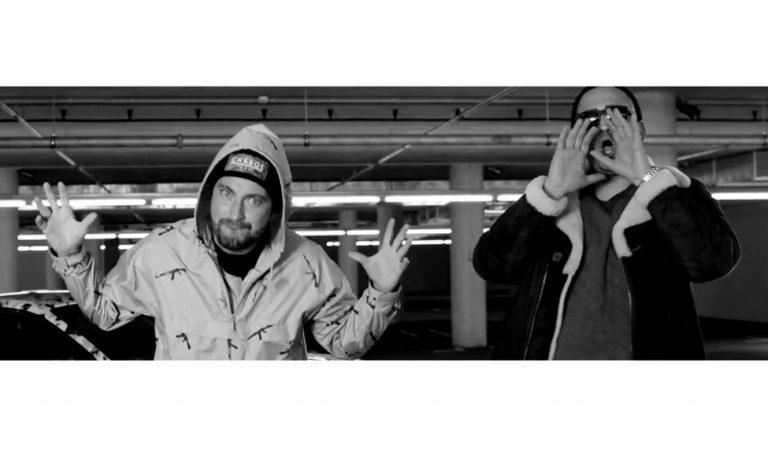 Haftbefehl feat. Marteria – Rolle mit meim Besten (Babos Remix) [Video]