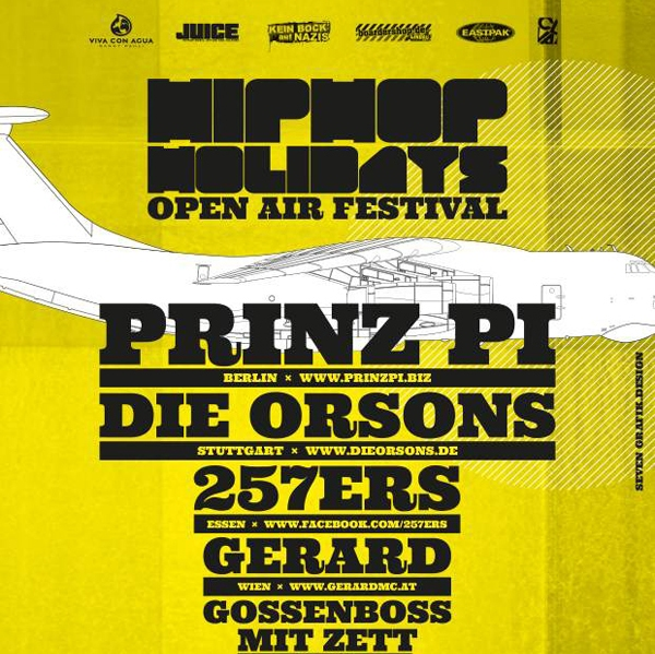 HipHop-Holidays Open Air Festival