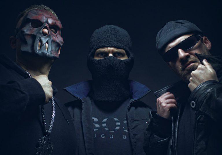 Blokkmonsta, Rako & Schwartz gehen auf Hirntot-Tour // Live