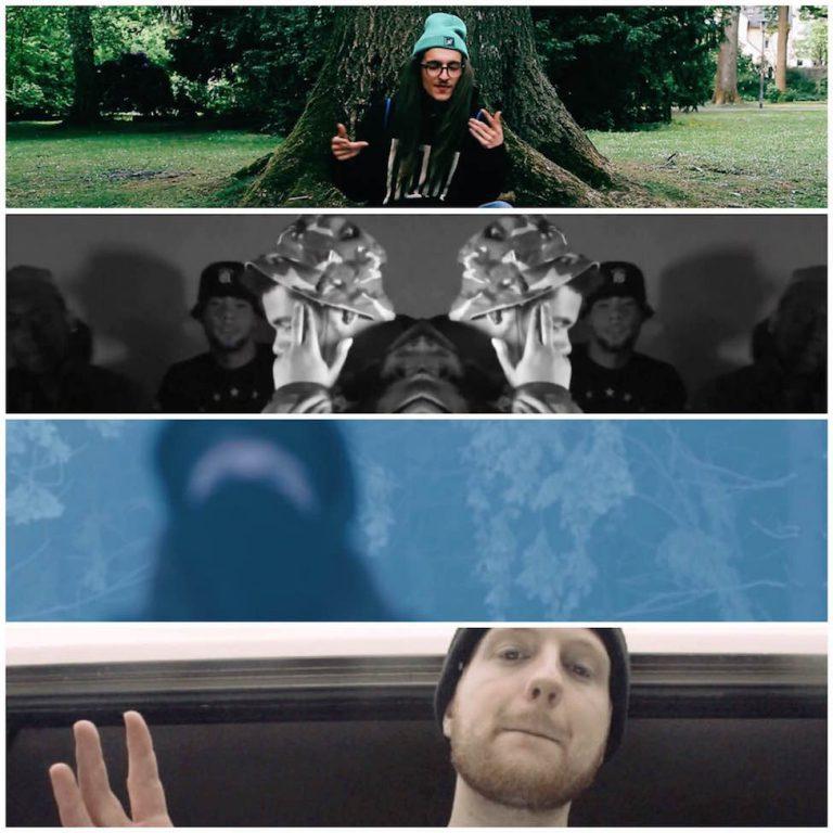 Newcomer-Recap: Neue Clips von Chima Ede, Johnny Rakete, David Floyd & George Nicholas