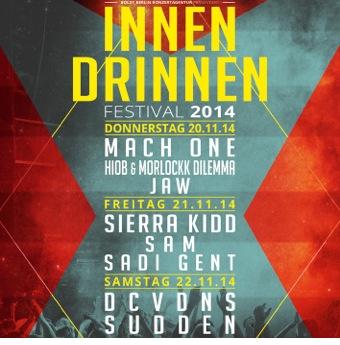 Innen Drinnen Festival 2014