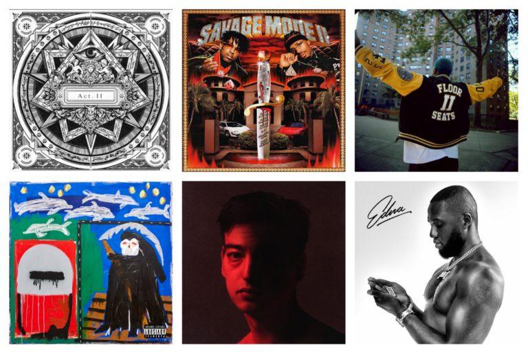 International (W)Rap-Up: Vom Dirty South, über New York bis ins UK // Listen