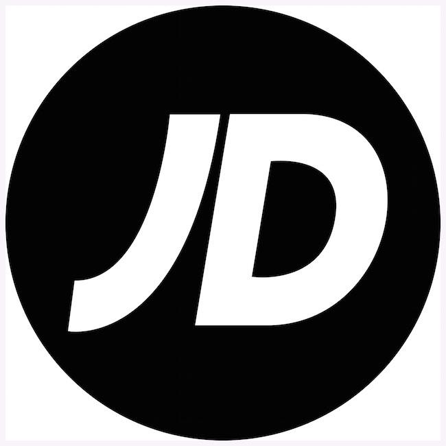 JD07 DISC LOGO BLK