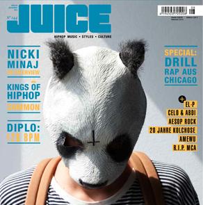 JUICE #144 – ab 21.06. am Kiosk