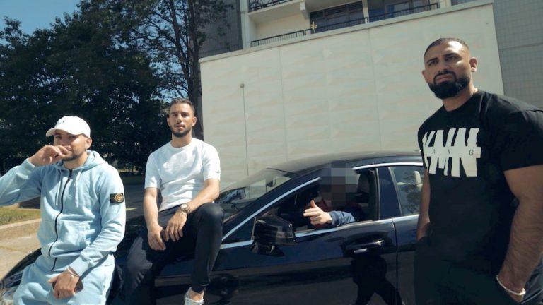 KMN Gang: Covershooting für JUICE #181 (Making-of) // JUICE TV