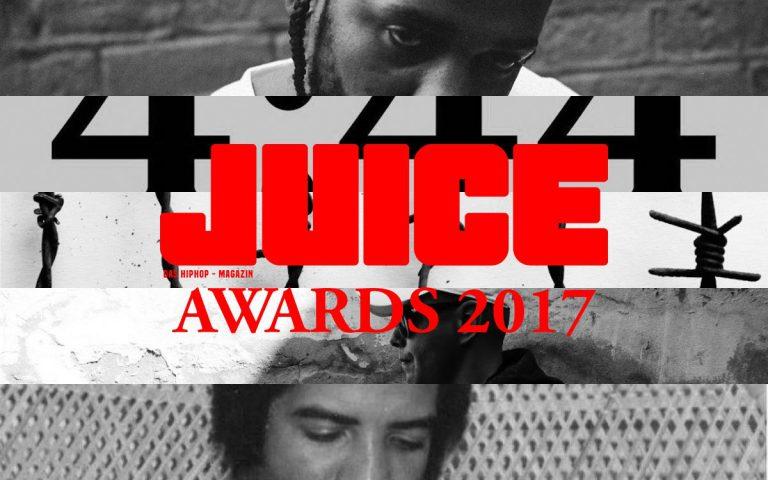 JUICE Awards 2017 – die Umfrage