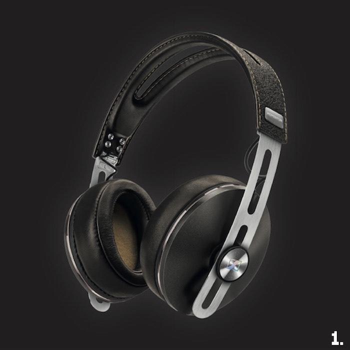 1. 1x Sennheiser Momentum II Headphones